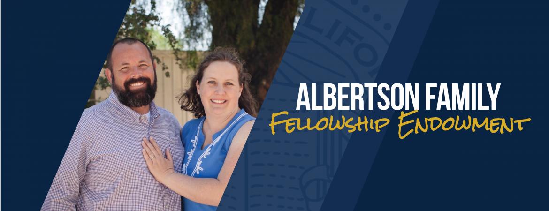 Albertson Family Fellowship Endowment