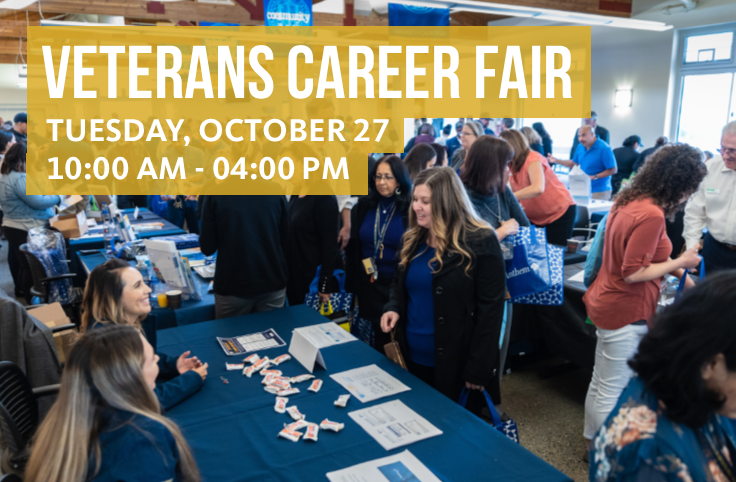 Hire Veterans Career Fair
